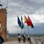 アルハンブラ宮殿 アルカサバ