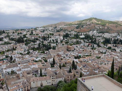 アルバイシン地区