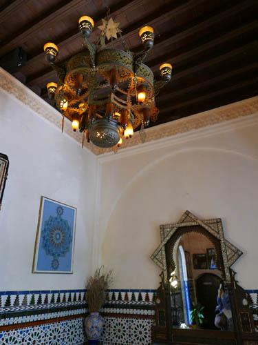 アンダルシアの家(Casa Andalusi)