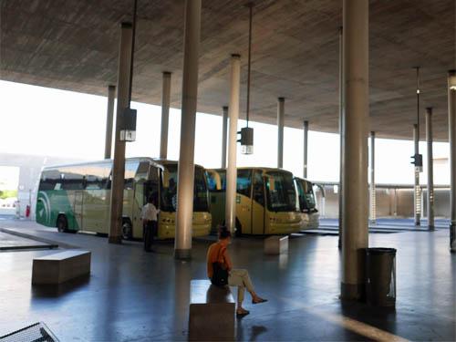 コルドバのALSAバスターミナル