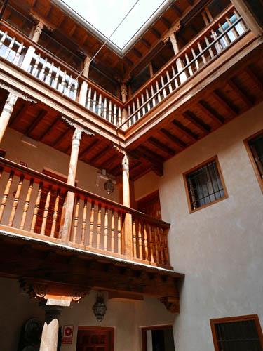 ホテル サンタ・イサベル・ラ・レアル