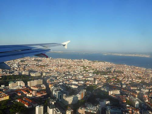 リスボン市街