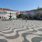 リスボン街歩き バイシャ地区