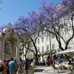 リスボン街歩き バイロ・アルト地区