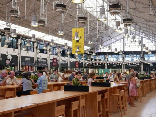 リベイラ市場