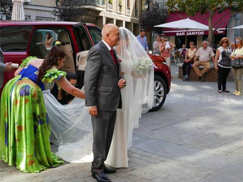 マドリードの花嫁