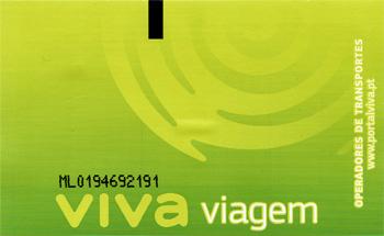 VIVA Viagenカード