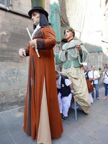 バルセロナのジャガン
