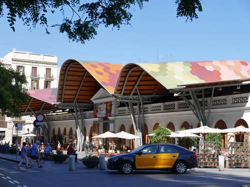サンタ・カテリーナ市場