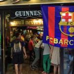 FCバルセロナ 優勝の夜