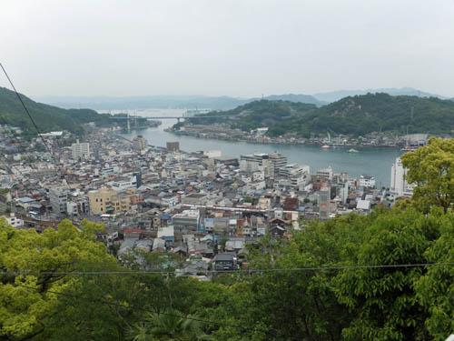 千光寺からの眺め