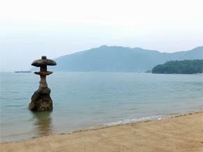 岩子島の厳島神社