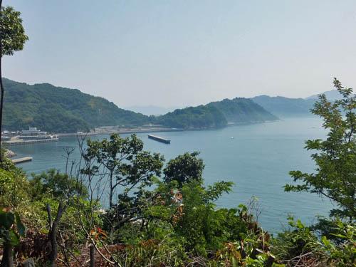 観音崎からの眺め