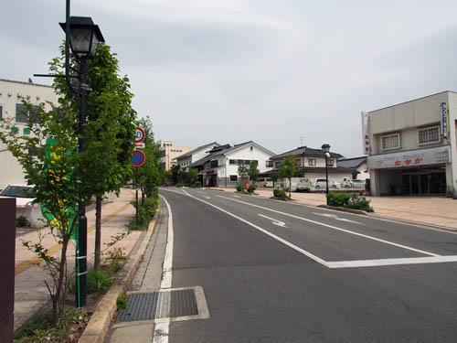田中の街並み