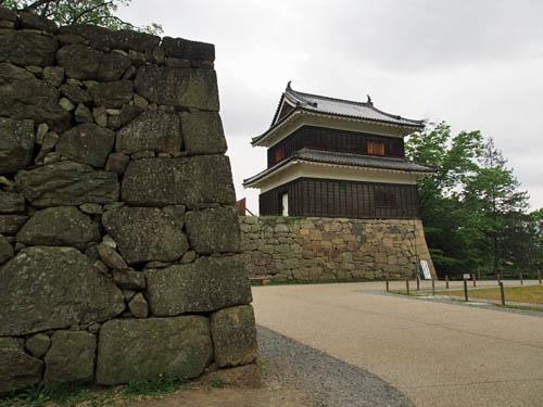 上田城 西櫓