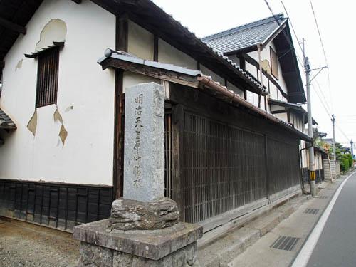 篠ノ井の街並み