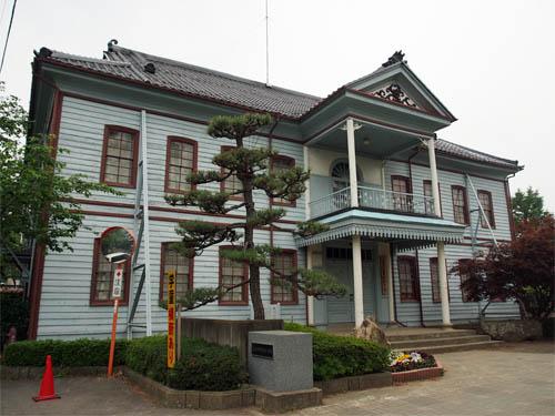 屋代小学校旧本館