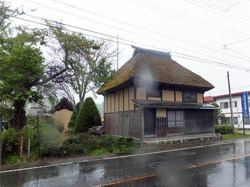 小林一茶の弟の家