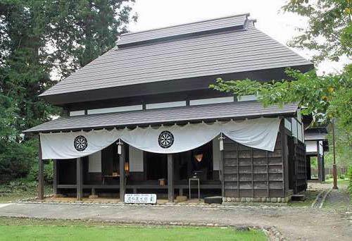 関川関所跡