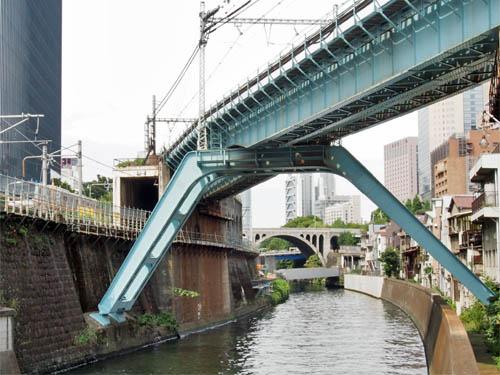 昌平橋からn眺め