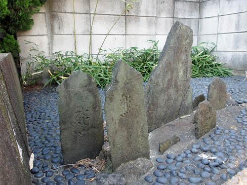 舟渡の板碑