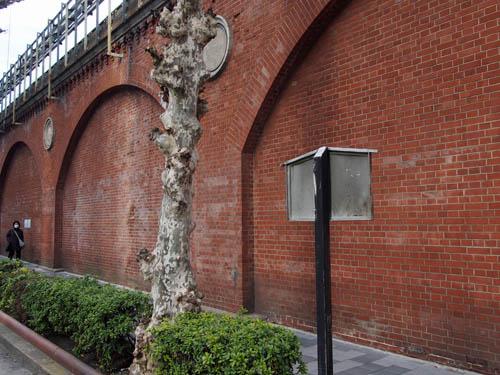 筋違橋門跡