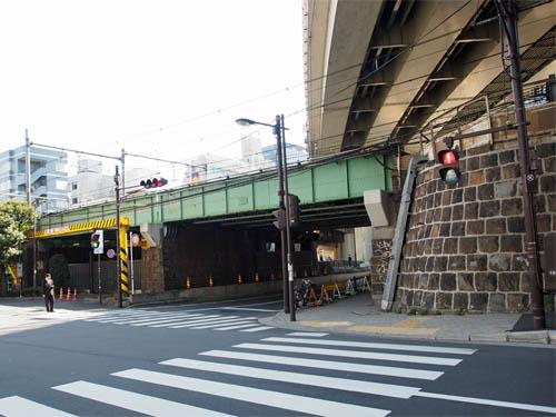 小石川門跡