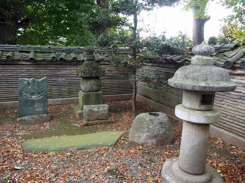 平忠度の墓