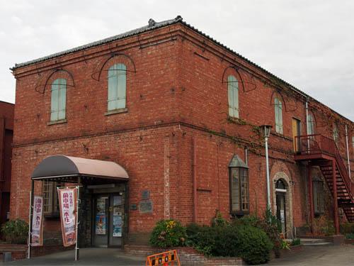 旧本庄商業銀行の倉庫