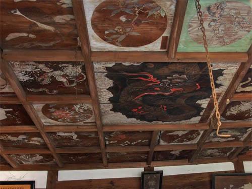 金久保神社拝殿