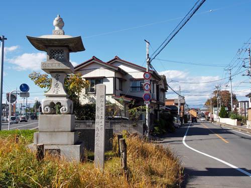 新町宿入口