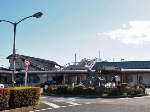 JR新町駅