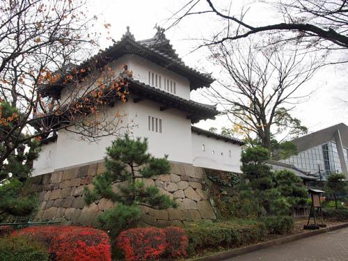 高崎城 乾櫓