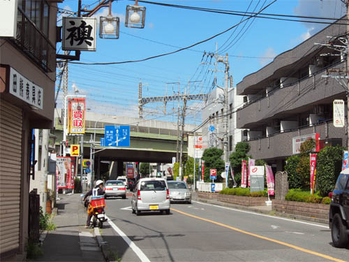 新幹線ガード