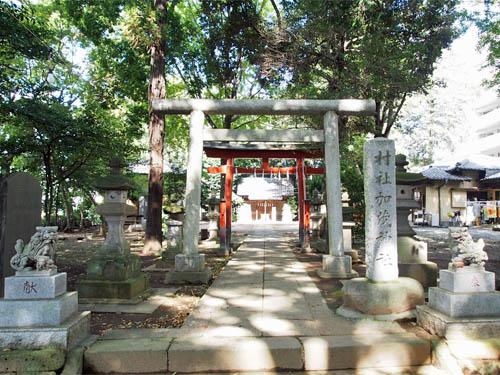 村社 賀茂神社