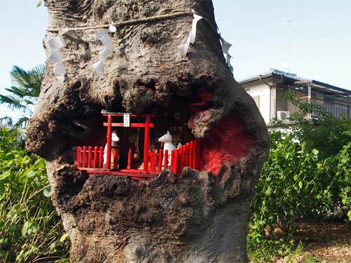 桶川稲荷神社