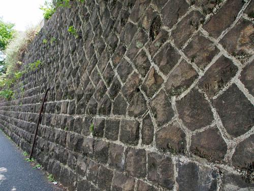 飯田橋の外堀土塁
