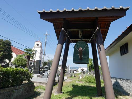 真光寺時の鐘