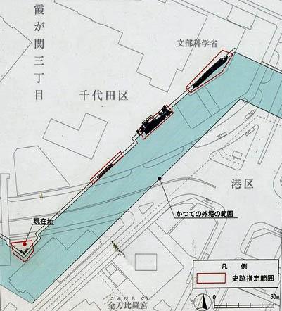 虎の門地図