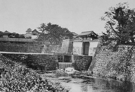 江戸城虎ノ門