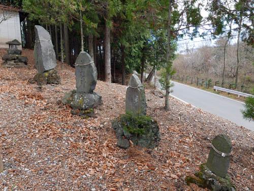 大山神社の石仏