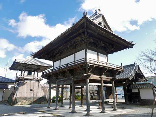 西念寺楼門