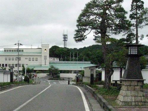 立科町役場