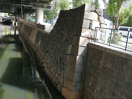 一ツ橋門跡