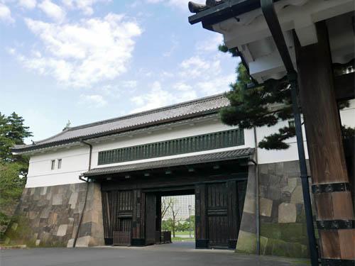 桜田門渡櫓