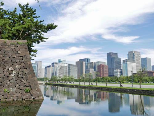 桜田門からの眺め