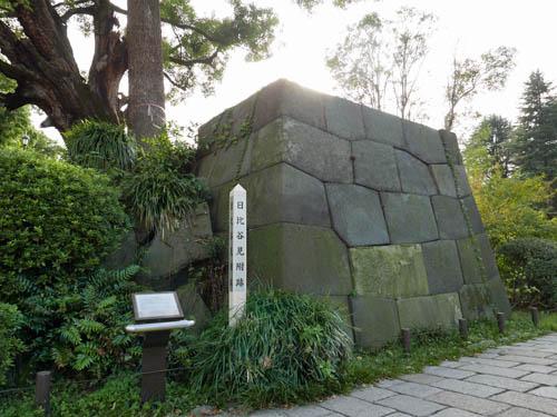 日比谷門跡