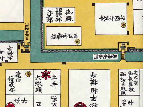 江戸切絵図