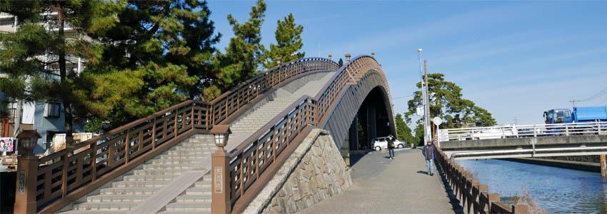 草加百代橋