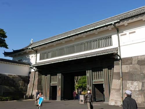 渡櫓(大手門)